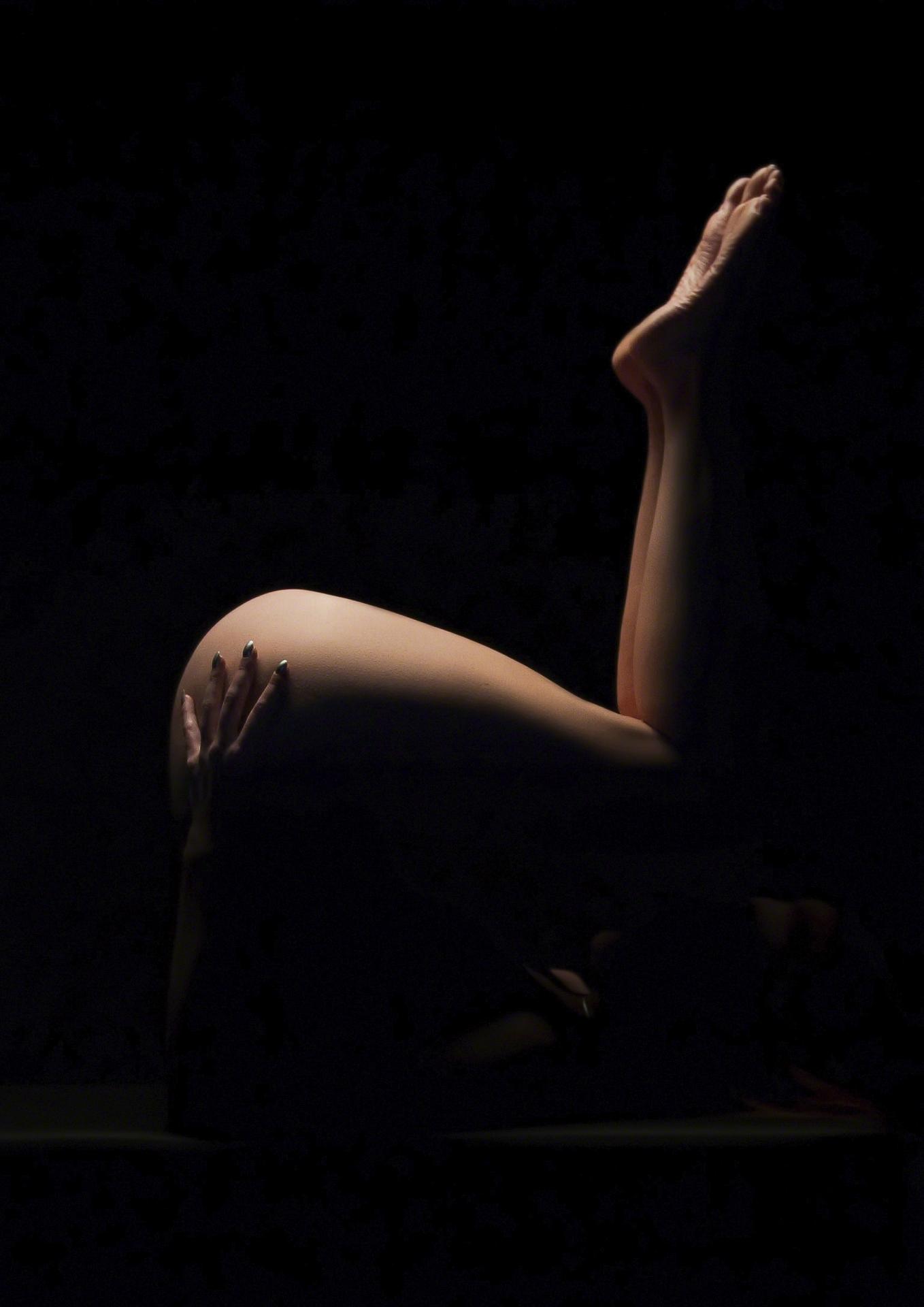 nude body art
