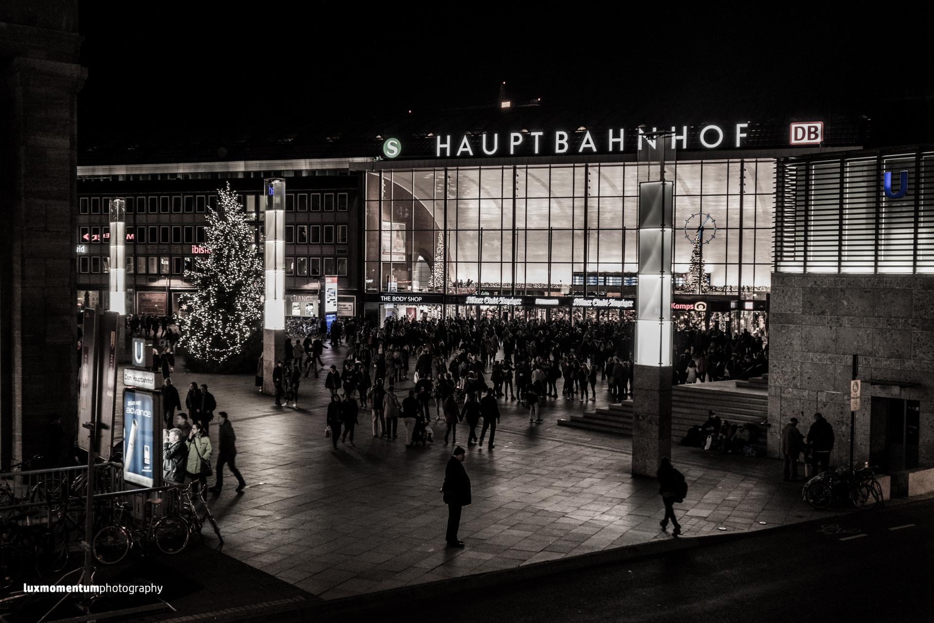 Cologne Railstation