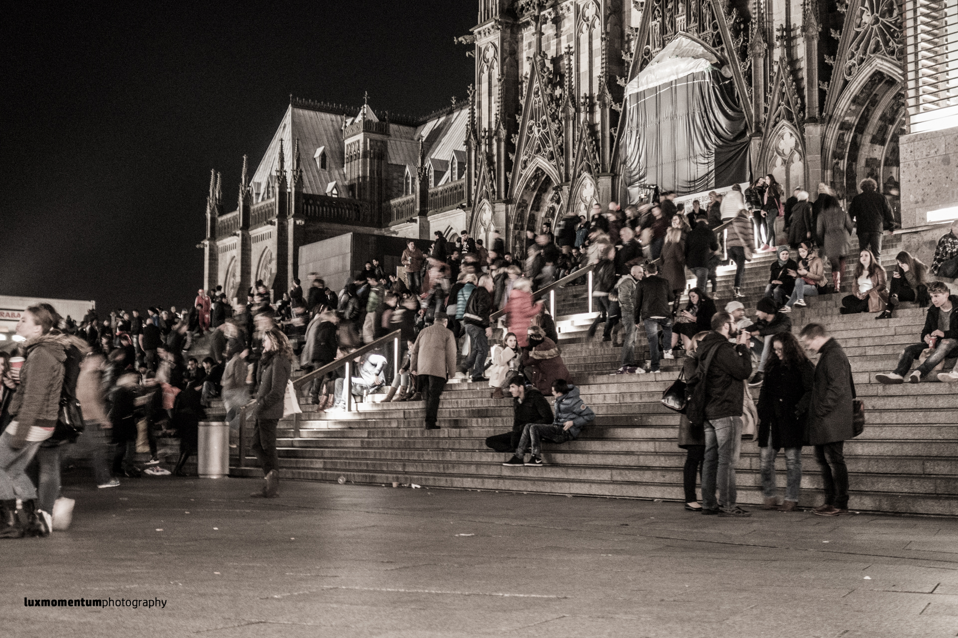 Cologne Domplatte