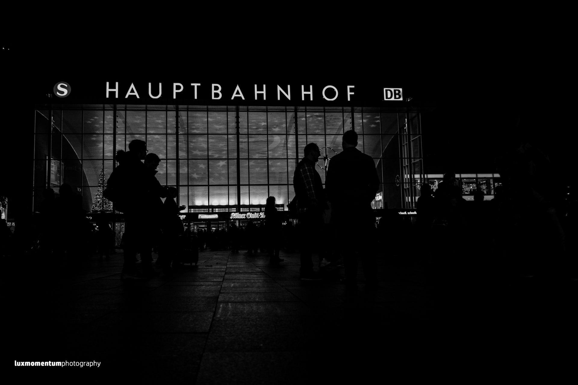 Cologne Railstation