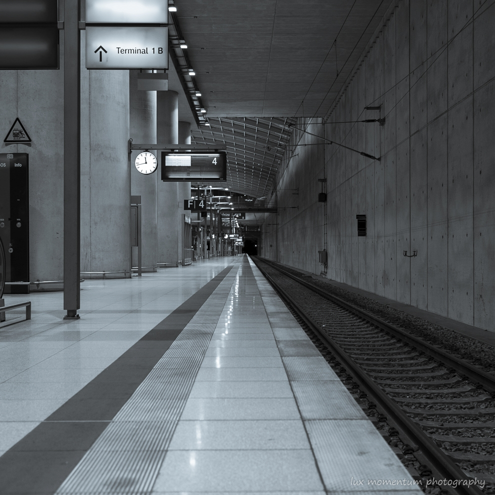 Cologne Airport Subway
